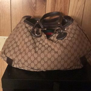 Two Gucci bags